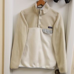 😍 worn twice Patagonia synchilla  pullover size M